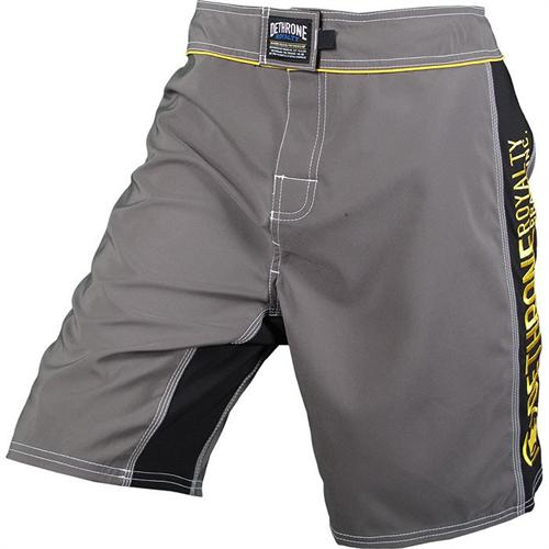 Dethrone Dethrone Royalty Grey Anticrown Shorts